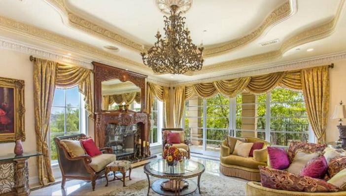 $13 Million Mediterranean Mansion in Beverly Hills California 4