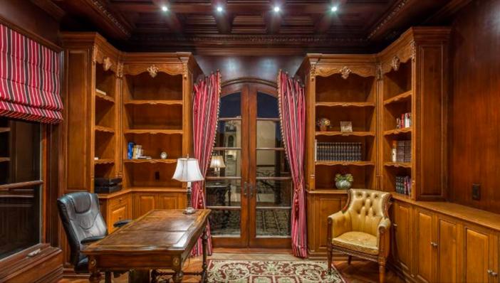 $13 Million Mediterranean Mansion in Beverly Hills California 9
