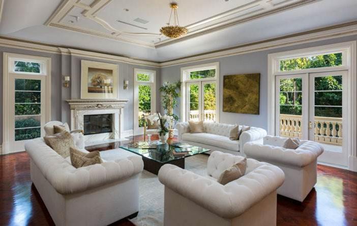 $19.5 Million Traditional Estate in Los Angeles California 3