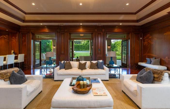 $19.5 Million Traditional Estate in Los Angeles California 5