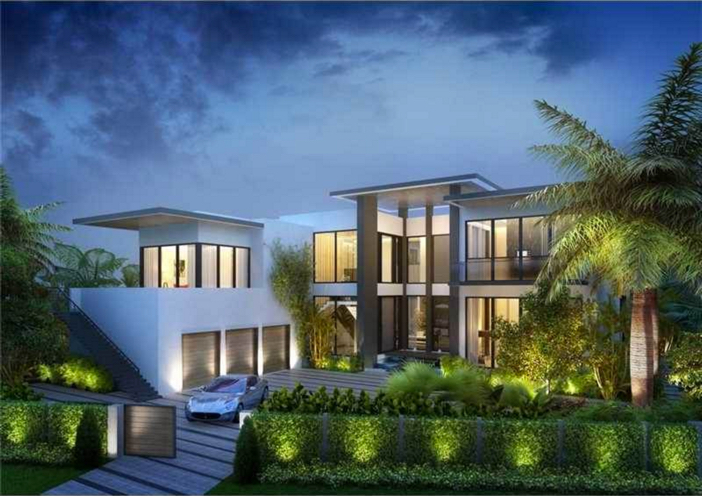 $25.5 Million Waterfront Mansion in Miami Beach Florida 2