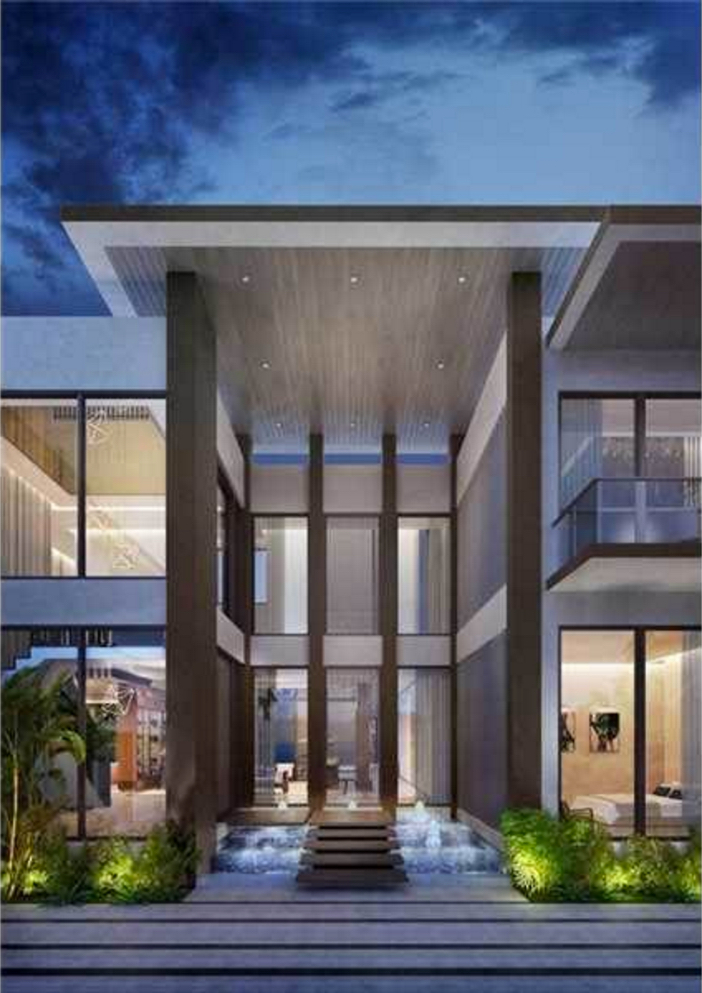 $25.5 Million Waterfront Mansion in Miami Beach Florida 3