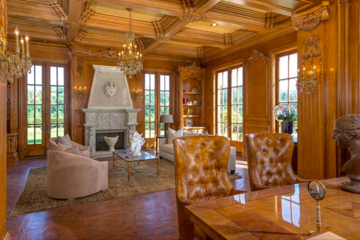 $29.9 Million French Chateau Mansion in Beverly Hills California 10