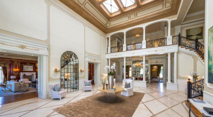 $29.9 Million French Chateau Mansion in Beverly Hills California 4