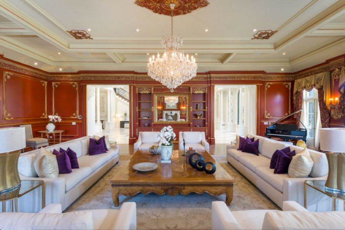 $29.9 Million French Chateau Mansion in Beverly Hills California 5