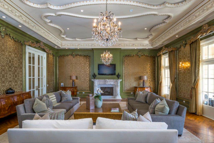 $29.9 Million French Chateau Mansion in Beverly Hills California 7