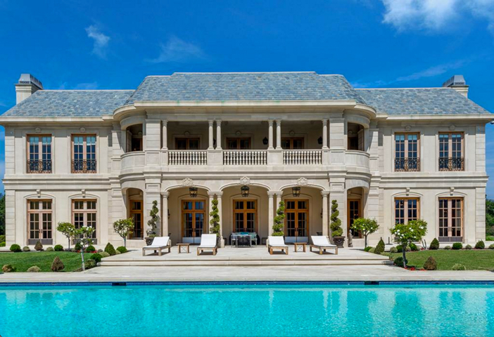 $29.9 Million French Chateau Mansion in Beverly Hills California