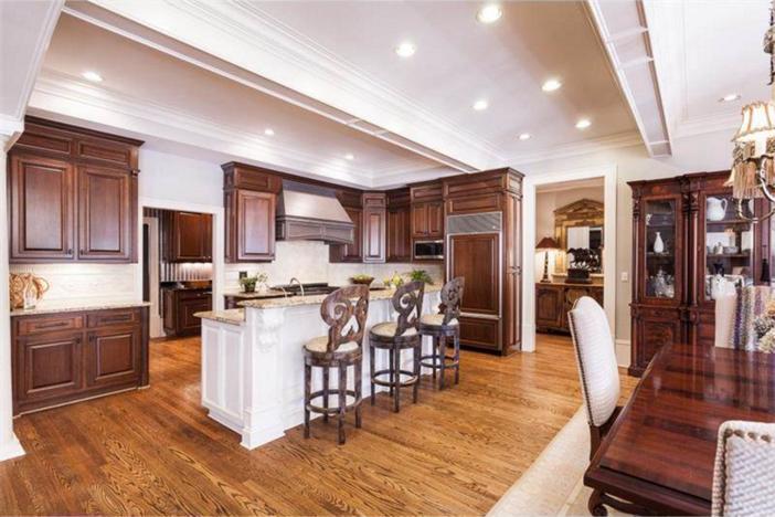 $3.4 Million Elegant Traditional Estate in Georgia 11