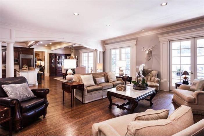 $3.4 Million Elegant Traditional Estate in Georgia 12