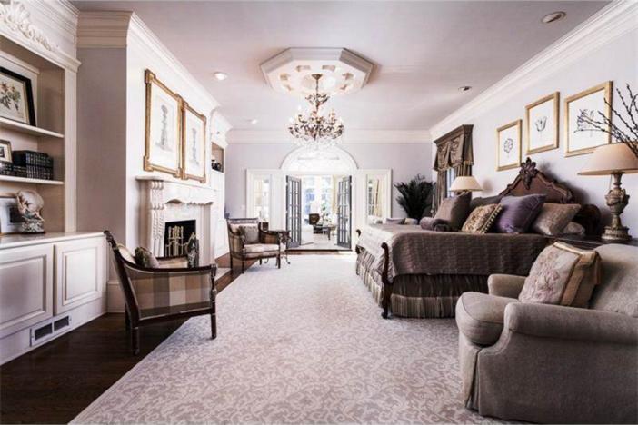 $3.4 Million Elegant Traditional Estate in Georgia 13