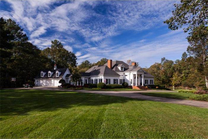 $3.4 Million Elegant Traditional Estate in Georgia 2