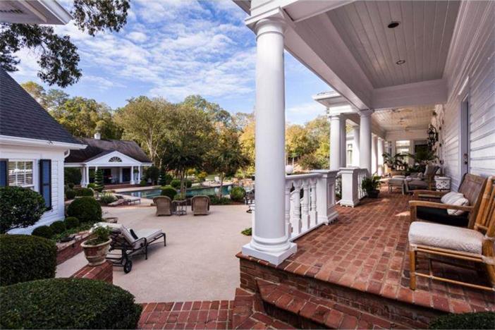 $3.4 Million Elegant Traditional Estate in Georgia 20