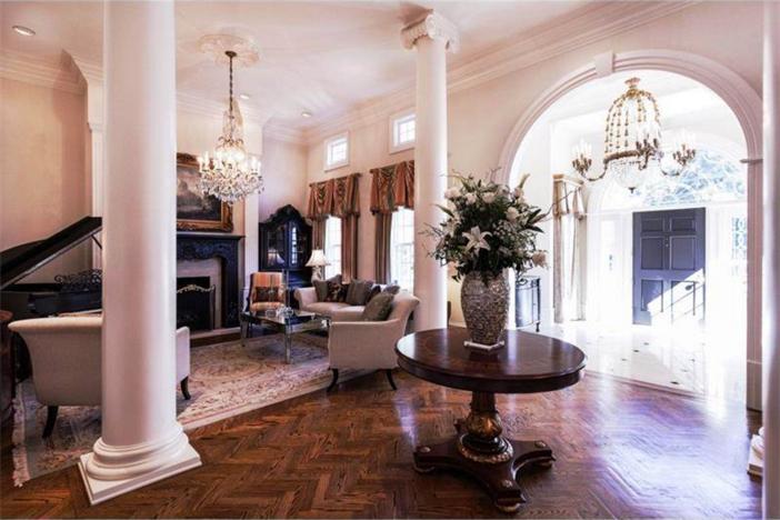 $3.4 Million Elegant Traditional Estate in Georgia 8