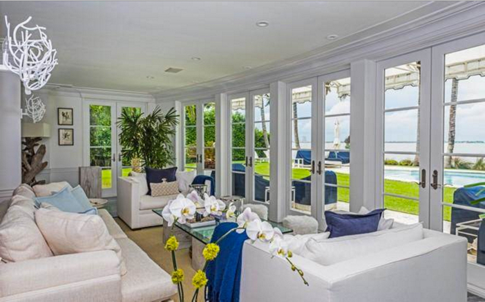 $33 Million Prestigious Waterfront Estate in Miami Florida 8