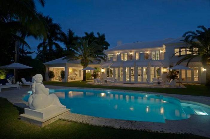 $33 Million Prestigious Waterfront Estate in Miami Florida