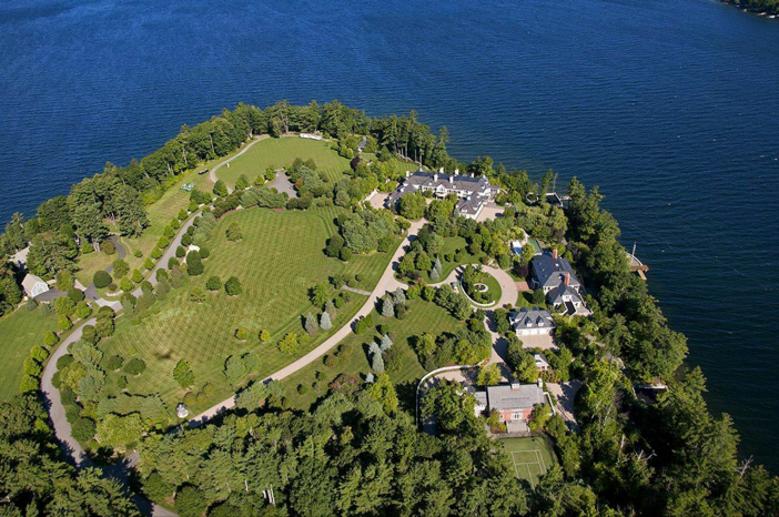 $37.8 Million Lake House Estates in New Hampshire 25