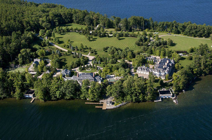 $37.8 Million Lake House Estates in New Hampshire