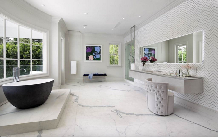 $38 Million Renovated Mansion in Beverly Hills California 12