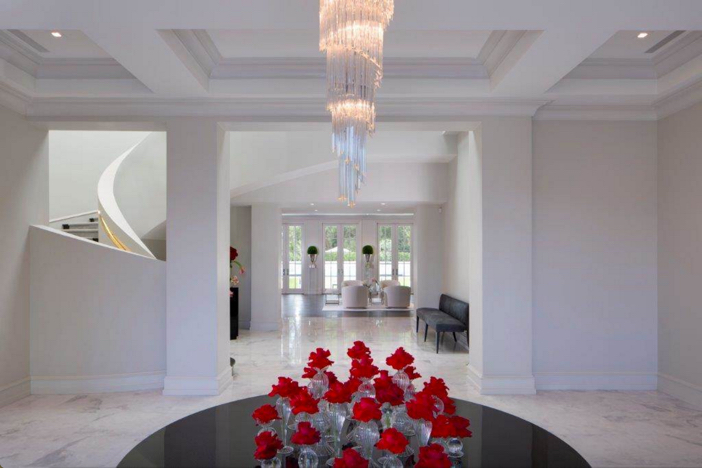 $38 Million Renovated Mansion in Beverly Hills California 5