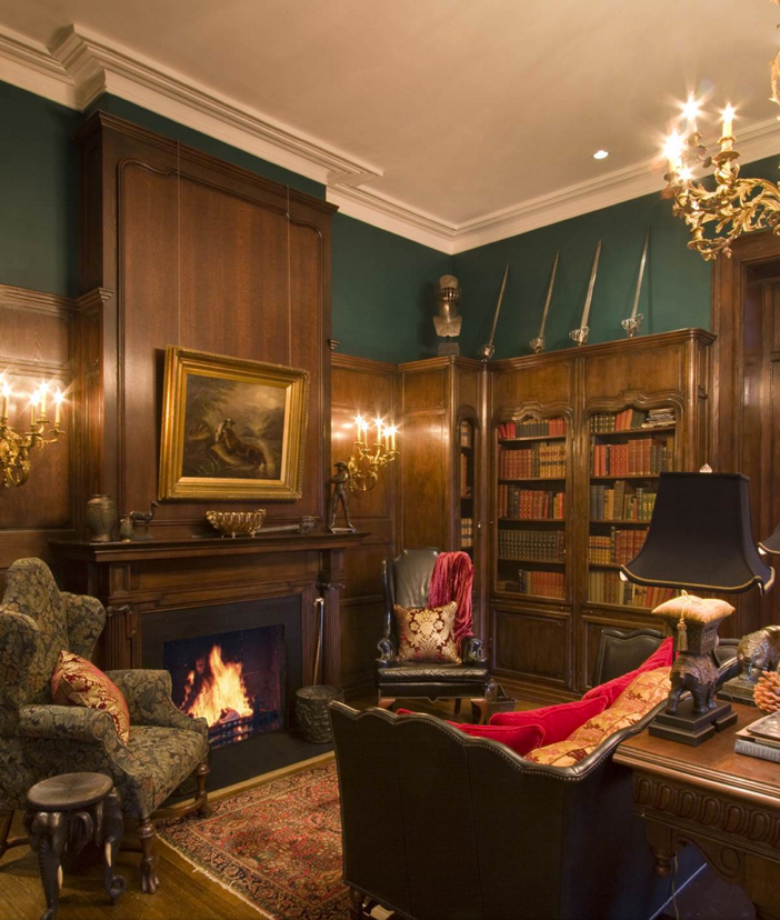 $5.8 Million Historic Neoclassical Chanteloup Estate in North Carolina 11