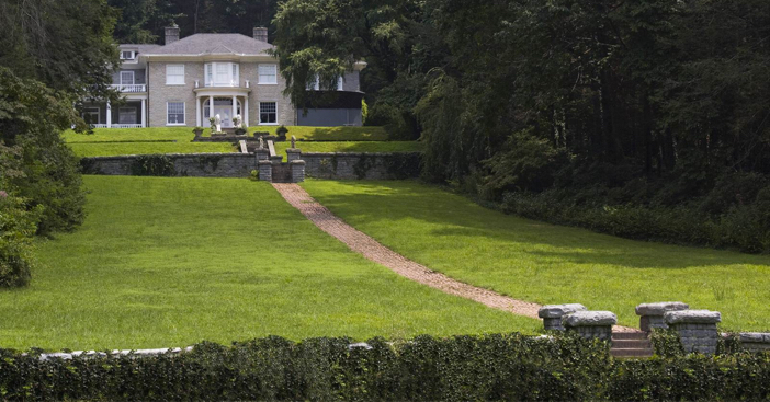 $5.8 Million Historic Neoclassical Chanteloup Estate in North Carolina 18