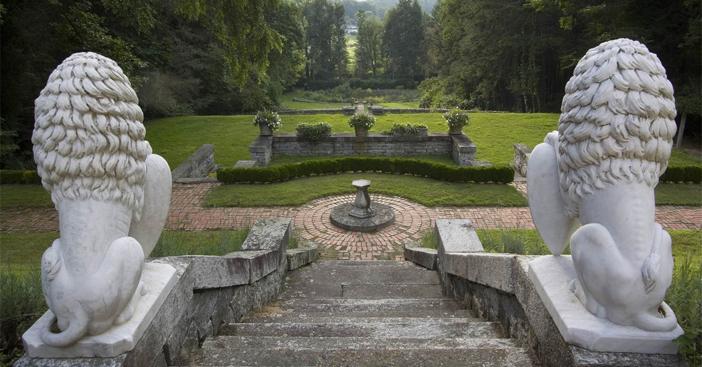 $5.8 Million Historic Neoclassical Chanteloup Estate in North Carolina 2