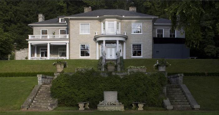 $5.8 Million Historic Neoclassical Chanteloup Estate in North Carolina 4
