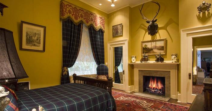 $5.8 Million Historic Neoclassical Chanteloup Estate in North Carolina 7