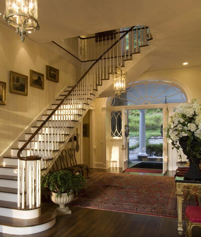 $5.8 Million Historic Neoclassical Chanteloup Estate in North Carolina 8