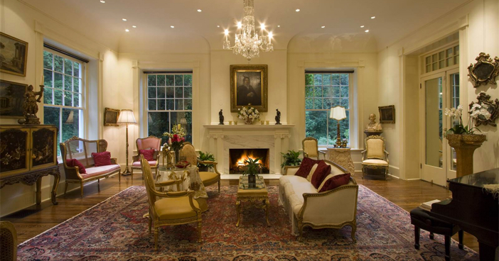 $5.8 Million Historic Neoclassical Chanteloup Estate in North Carolina 9