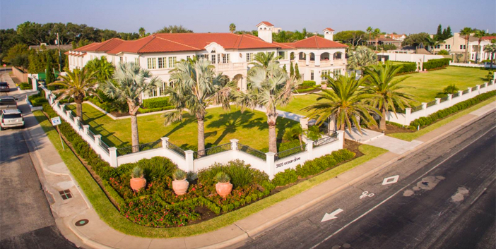 $6.5 Million Iconic Corpus Christi Ocean Drive Estate in Texas 3