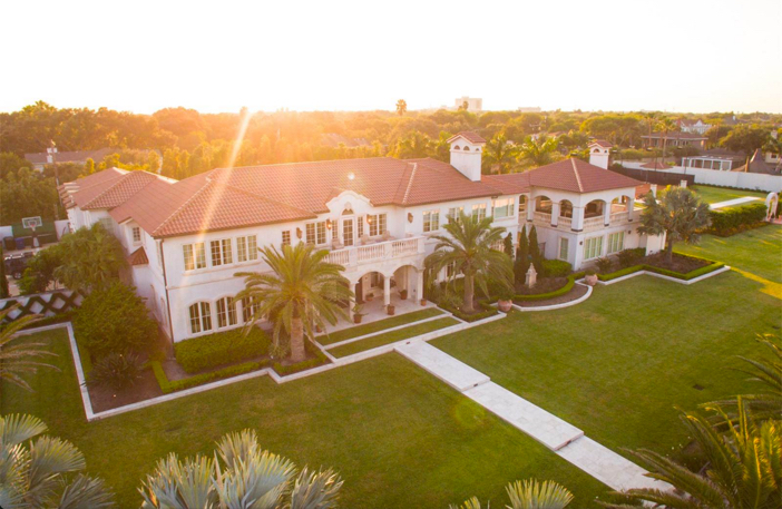 $6.5 Million Iconic Corpus Christi Ocean Drive Estate in Texas