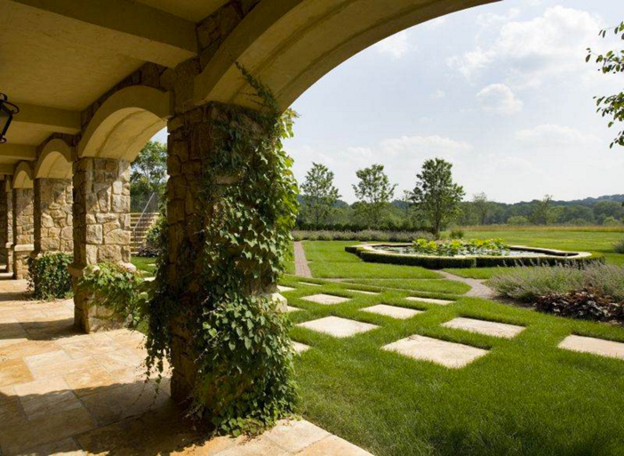 $9.9 Million Tuscan Style Masterpiece in New Jersey 5