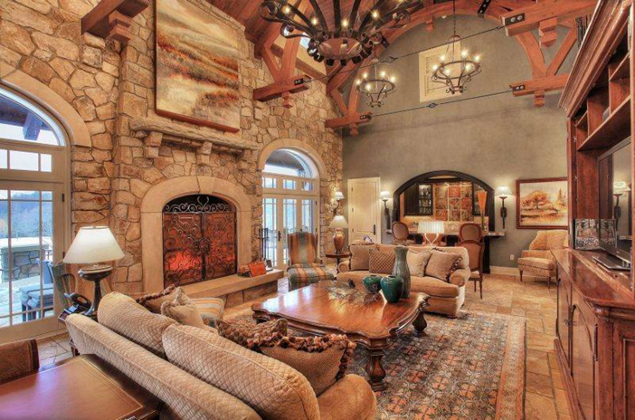 $9.9 Million Tuscan Style Masterpiece in New Jersey 7