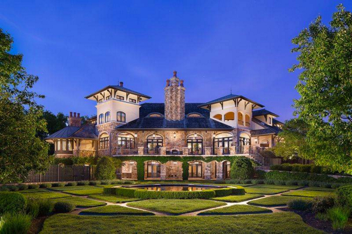 $9.9 Million Tuscan Style Masterpiece in New Jersey