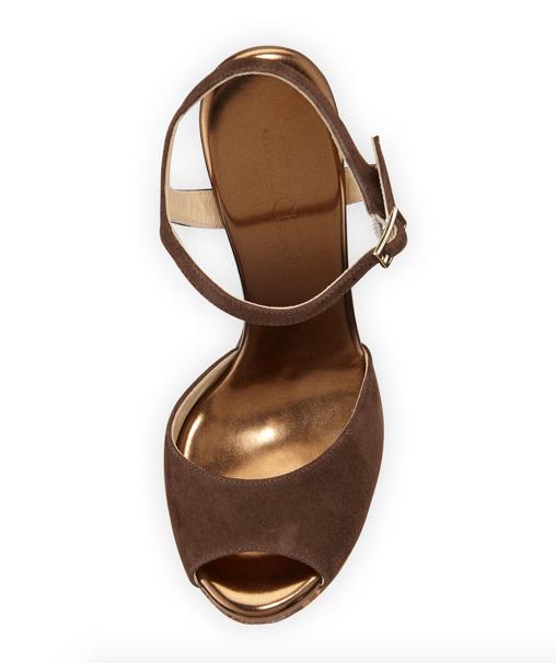 Jimmy Choo Perla Wedge Sandal 3