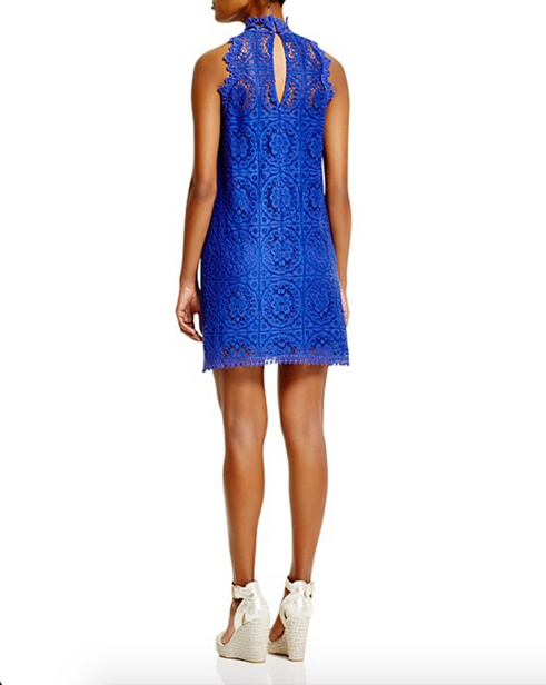 Nanette Lepore Sunkissed Lace Dress 2