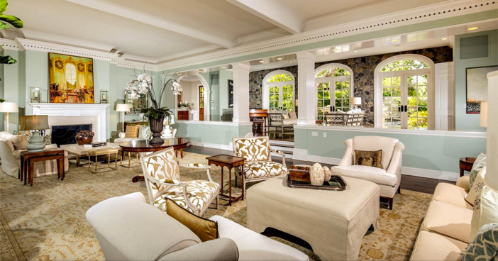 $12.8 Million Refined Country Manor in California 6