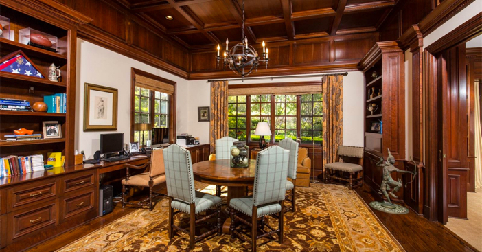 $12.8 Million Refined Country Manor in California 9