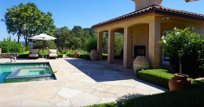$18.5 Million Mediterranean Mansion and Vineyard in California 16