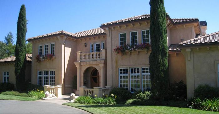 $18.5 Million Mediterranean Mansion and Vineyard in California 2