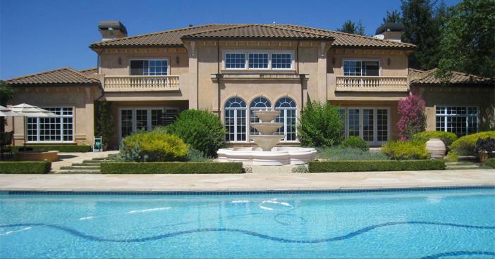 $18.5 Million Mediterranean Mansion and Vineyard in California 5