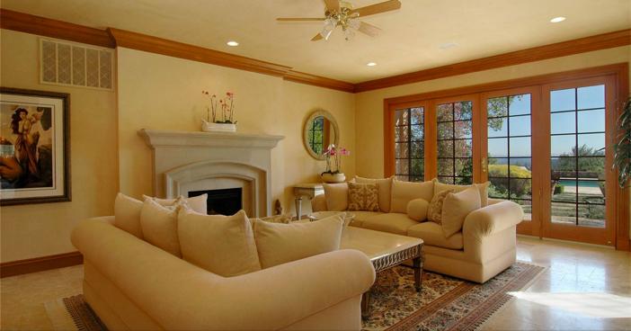 $18.5 Million Mediterranean Mansion and Vineyard in California 8