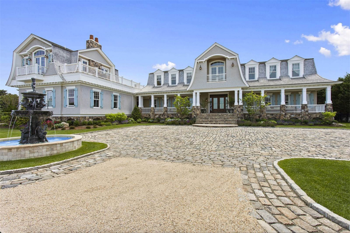 $19.9 Million Oceanfront Mansion in New York