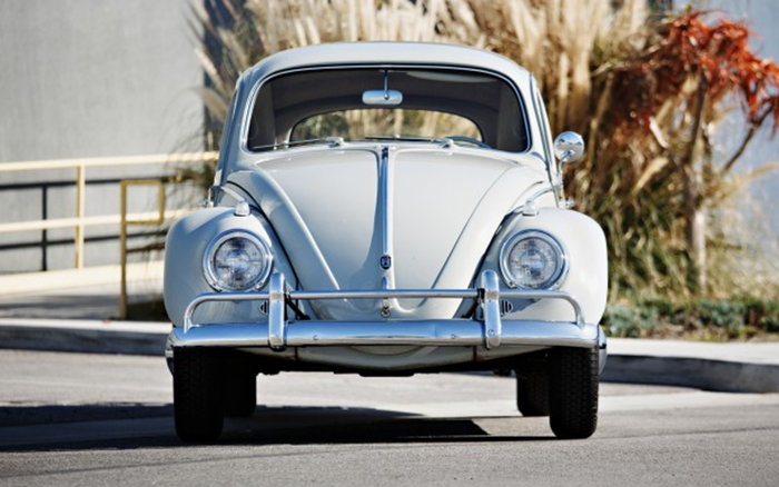 1960-Volkswagen-Beetle
