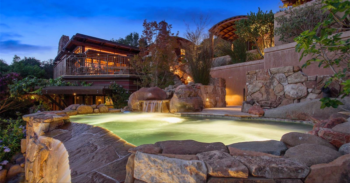 $22.5 Million Magnificent Sports and Luxury Mansion in California 13