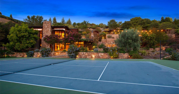 $22.5 Million Magnificent Sports and Luxury Mansion in California 14
