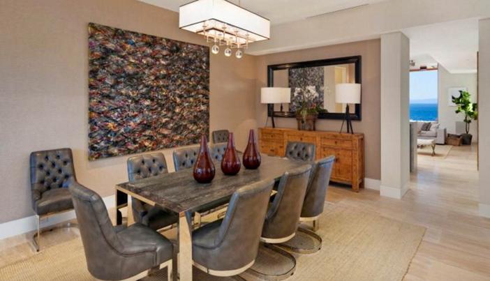 $35 Million Contemporary Mansion in Santa Barbara California 10