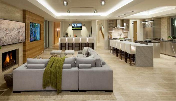 $35 Million Contemporary Mansion in Santa Barbara California 12