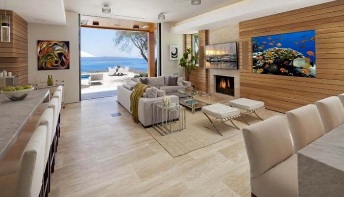 $35 Million Contemporary Mansion in Santa Barbara California 13